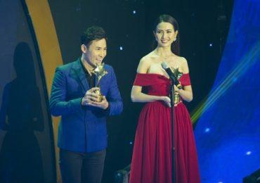 Hoa hậu Phan Thị Mơ hai năm liền đoạt giải 'Nữ diễn viên chính được yêu thích nhất'