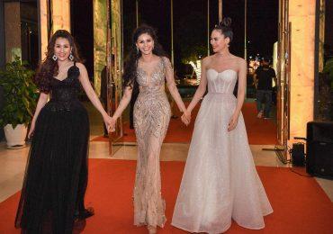 Người đẹp Sang Lê lộng lẫy hội ngộ cùng dàn mỹ nhân showbiz Việt