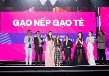 'Gạo nếp gạo tẻ' giành chiến thắng với lượt bình chọn kỷ lục tại WeChoice Awards 2018