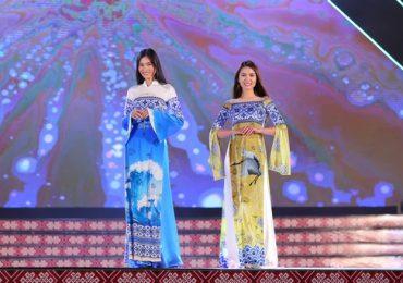 NTK dân tộc Tày gây ấn tượng tại Lễ hội văn hoá thổ cẩm Việt Nam