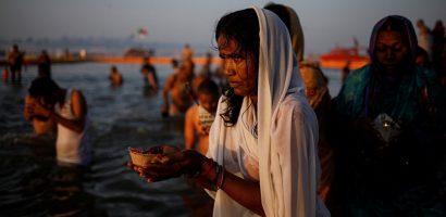 Cuộc đua giải cứu sông Hằng ở Ấn Độ