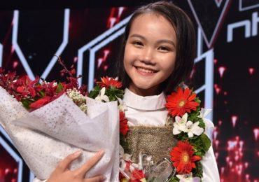 'Cô bé triệu view' Hà Quỳnh Như đăng quang 'Giọng hát Việt nhí 2018'