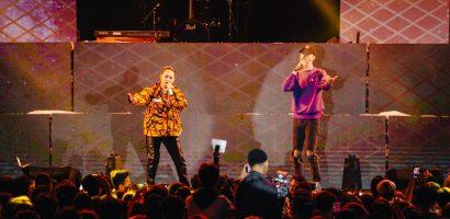 Giới trẻ Sài Gòn 'đứng ngồi không yên' cùng loạt nghệ sĩ Underground chào đón năm mới 2019
