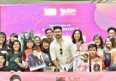 Diễn viên Ấn Độ điển trai, đốn tim fan bằng khả năng nói tiếng Việt siêu đáng yêu