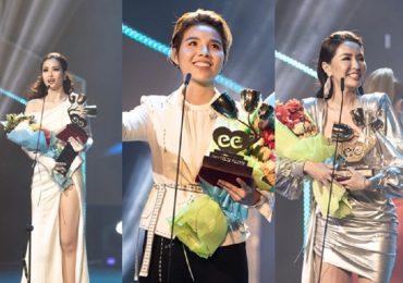 Keeng Young Awards 2018: Đông Nhi, Vũ Cát Tường và Bích Phương lần lượt 'ẵm' giải thưởng