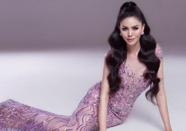 Hoa hậu Kim Nguyên chào năm 2019 bằng bộ ảnh đẹp đốn tim