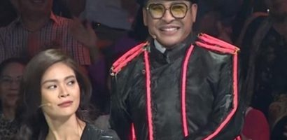 'Kẻ thách thức': Thanh Bạch mặc áo đèn nháy 'cách tân vọng cổ'