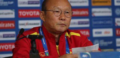 HLV Park: 'Quang Hải đã hứa với tôi sẽ tiếp tục ghi bàn'
