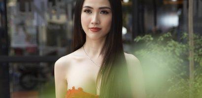 Hoa hậu Phan Thị Mơ ngồi 'ghế nóng', chấm thi nhan sắc
