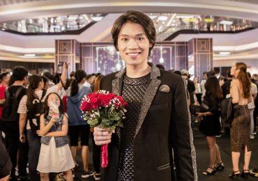 Lần đầu đóng phim cùng Mỹ Tâm, Quang Trung lo sợ khi đứng cùng thần tượng