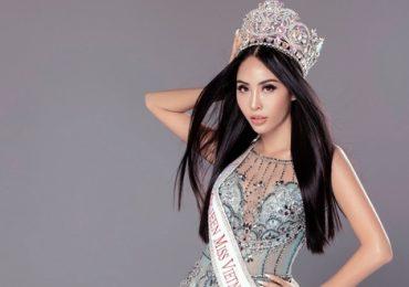 Trương Hằng khoe vẻ đẹp rạng ngời sau khi đăng quang Hoa hậu