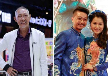 Nghệ sĩ Lê Bình tái xuất, Hứa Minh Đạt – Lâm Vỹ Dạ diện áo dài rạng rỡ trên thảm đỏ