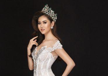 Bất ngờ với vẻ đẹp của tân Á hậu 2 Miss All Nations 2019