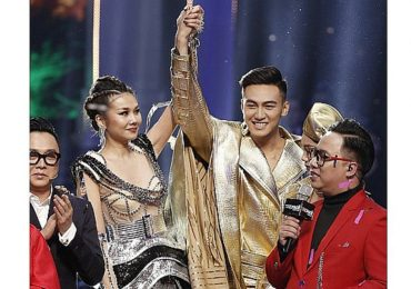 Mạc Trung Kiên đội Thanh Hằng đăng quang The Face Việt Nam 2018