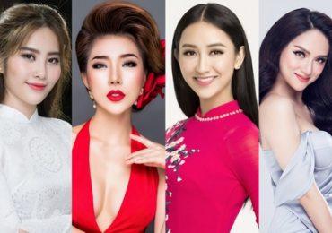 Vừa xinh đẹp, lại hát hay, 4 nàng hậu này là điểm sáng của showbiz Việt