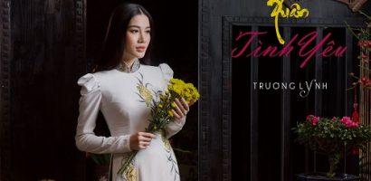 Ca sĩ Trương Lynh ra mắt album chào xuân mới