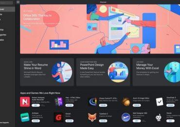 Cuối cùng App Store đã có Office 365