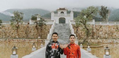 Adrian Anh Tuấn và Sơn Đoàn Tết năm nào cũng đi du lịch ngày mùng 1