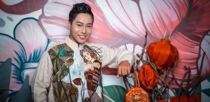 Nguyễn Đình Thanh Tâm một mình thủ 2 vai trong MV 'Thiên duyên tiền định'