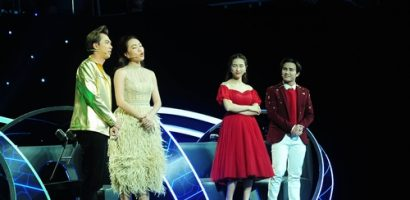Hòa Minzy 'khẩu chiến' với Hồ Việt Trung để giành thí sinh trên sóng truyền hình