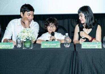 Cát Phượng và Kiều Minh Tuấn cùng trở lại màn ảnh với dự án 'Hạnh phúc của mẹ'