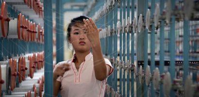 Công nhân Triều Tiên qua ống kính phóng viên AP