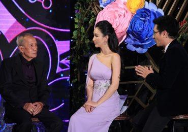 Á hậu Hà Thu duyên dáng với vai trò MC cùng Mạc Duy Thắng