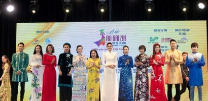H'Hen Niê diện áo dài trắng thanh lịch quảng bá quốc tế trong 'Lễ hội áo dài TP.HCM'