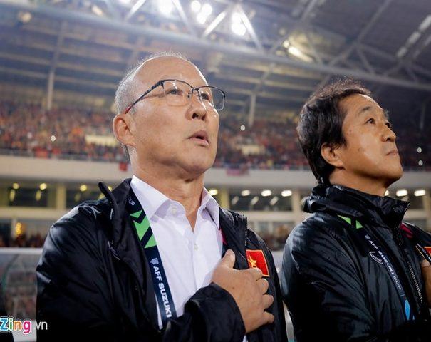 HLV Park Hang-seo trở lại Việt Nam, tìm nhân sự mới cho giải châu Á