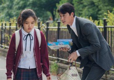 Kim Hyang-Gi lần đầu đóng cùng ngôi sao hạng A Jung Woo-sung