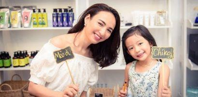 Con gái Hoa hậu Ngọc Diễm tích góp tiền lì xì để làm việc có ý nghĩa