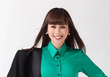 Hoa hậu Hằng Nguyễn: 'Chồng là động lực để tôi phát triển sự nghiệp'