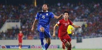 Đối đầu đội tuyển Việt Nam – Thái Lan thu nhỏ ở cúp Châu Á