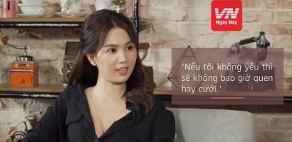 Ngọc Trinh: 'Nếu không yêu, sẽ không bao giờ cưới hay quen'