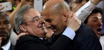 Chủ tịch Real: 'Tôi sẽ mua cả Neymar và Mbappe'