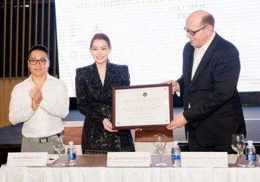 Hoa hậu Hải Dương công bố giữ bản quyền Miss Supranational và Mister Supranational