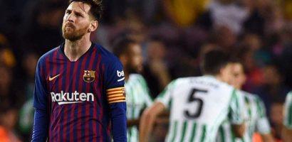 Messi đánh bại 84 trong số 85 đội bóng từng đối đầu