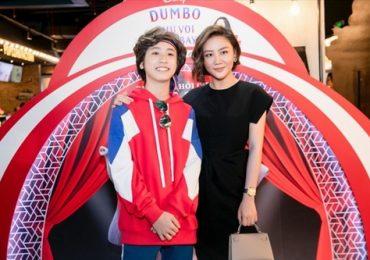 Văn Mai Hương háo hức đi xem phim bom tấn do chính mình lồng tiếng