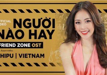 Chi Pu tung MV lyric nhạc phim 'Friend Zone' phiên bản tiếng Việt