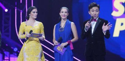 Trấn Thành diện đồ hiệu hơn tỷ khi làm MC cùng Hoa hậu Pia Wurtzbach tại Indonesia