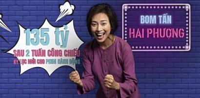Phim 'Hai Phượng' của Ngô Thanh Vân cán mốc 135 tỷ đồng sau 2 tuần công chiếu