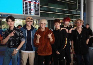 Z – Boys, Z – Girls 'đốn tim' fan Việt ngay lần đầu xuất hiện tại sân bay Việt Nam