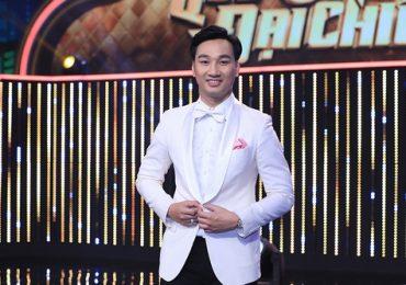 Thành Trung thay thế Lại Văn Sâm đảm nhận MC 'Quý ông đại chiến' mùa 2
