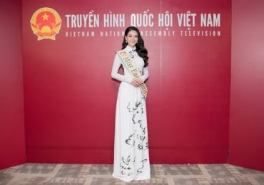 Hoa hậu Phương Khánh: 'Nhan sắc chỉ là phương tiện, kiến thức mới là thứ quý giá nhất'