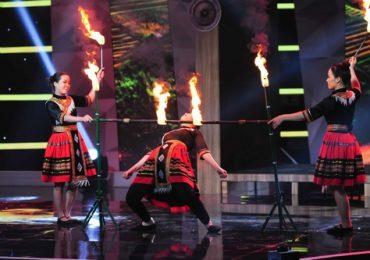 Việt Trinh nhiệt tình 'làm mối' cho nghệ sĩ xiếc lăn vòng Đắc Thắng