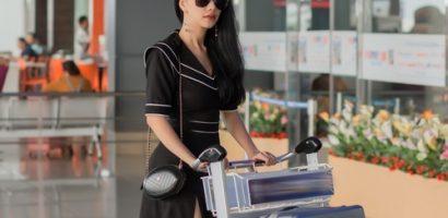 Hoa hậu Loan Vương làm khách mời tại LHP Quốc tế Hồng Kông lần thứ 43