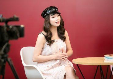 Trà Ngọc Hằng khẳng định muốn trở thành hình mẫu phụ nữ độc lập