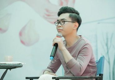 Minh Dự tiết lộ về mối tình đầu tại buổi họp fan đầu tiên trong sự nghiệp