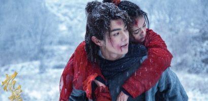 Sau 'Diên hy công lược', Hứa Khải một lần nữa 'bị cướp người thương' ở Chiêu Dao