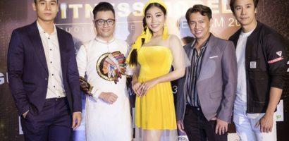 NTK Nhật Dũng ngồi 'ghế nóng', tìm kiếm 'Người mẫu thể hình Việt Nam'
